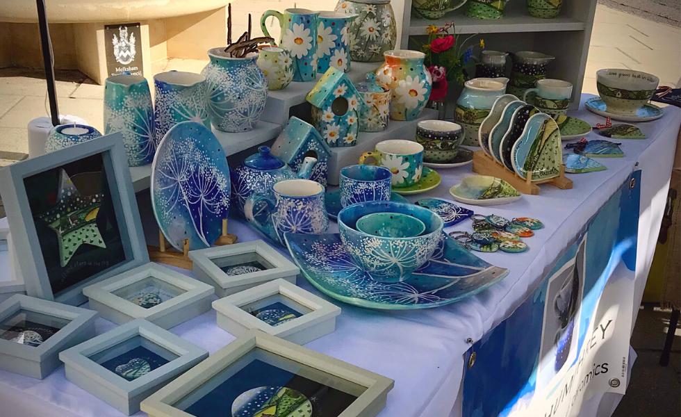 Amanda Humphrey Ceramics