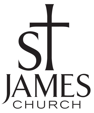 St James church logo