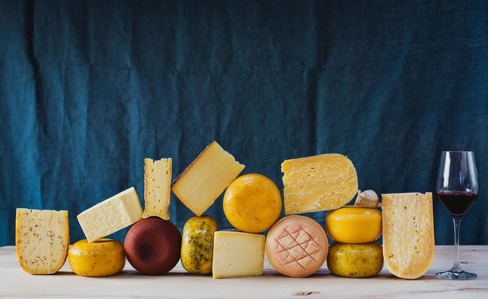 Caw Teifi Cheese