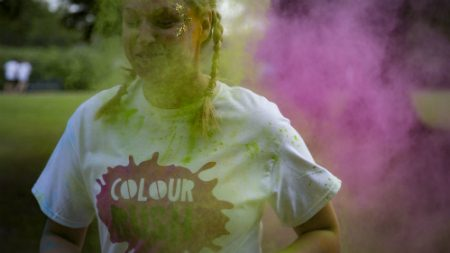 Colour Rush T-shirts