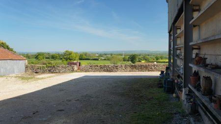 Farm view - Sarah A