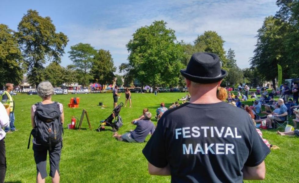 Become a Festival Maker
