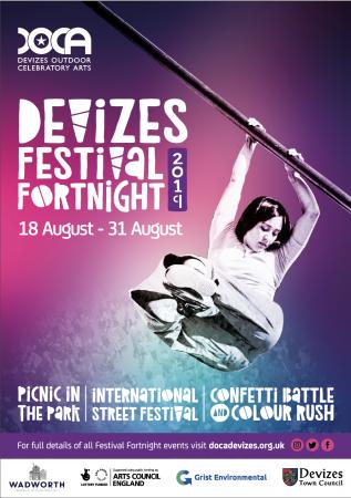 Festival Fortnight programme 2019