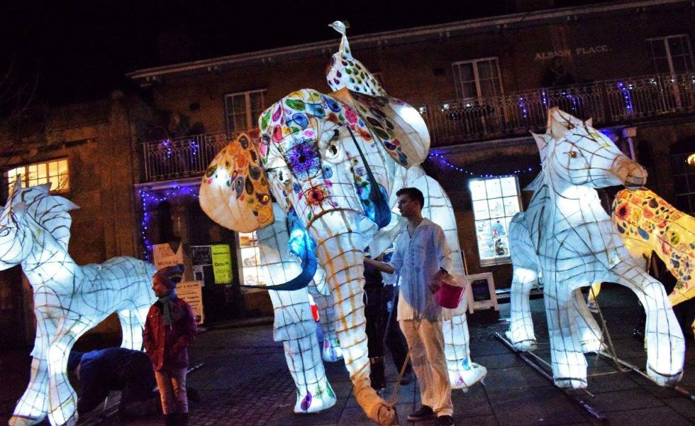 Lantern Parade Featured Image