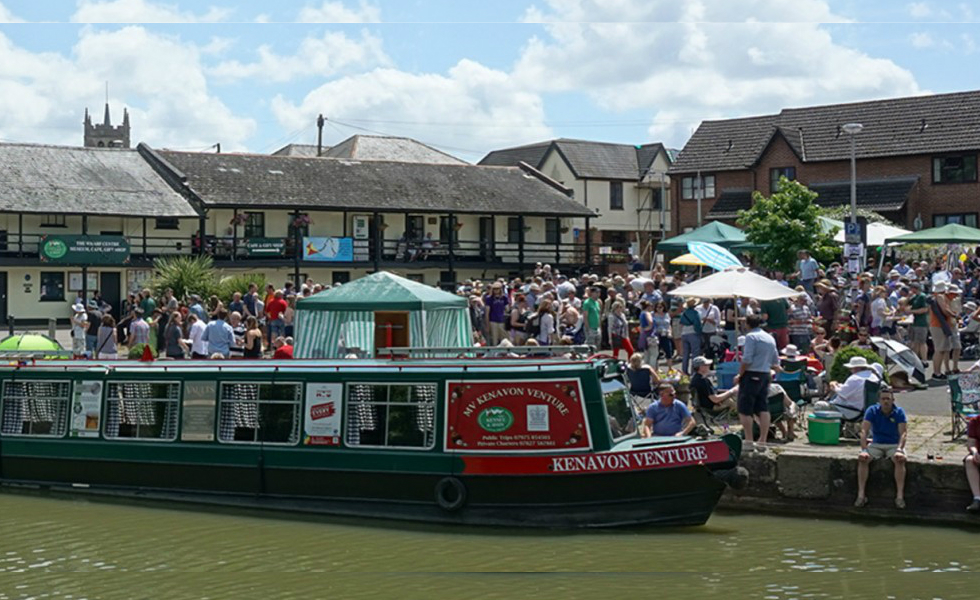 Music on the Canal