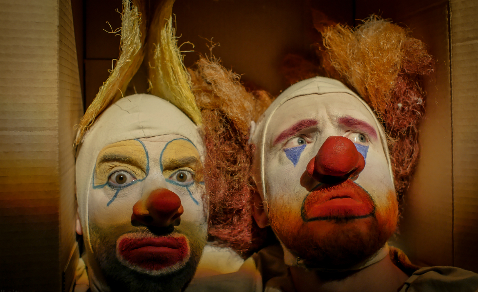 Pickled Image – Coulrophobia