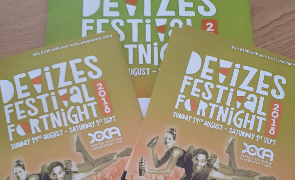Advertise at the Festival Fortnight