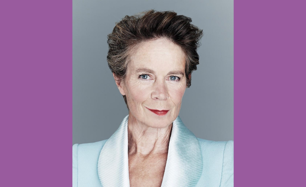 Introducing our new patron, Celia Imrie