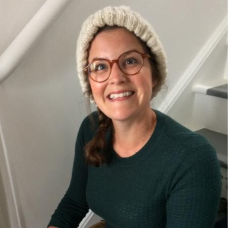 Aimée Holmes – Volunteer Coordinator