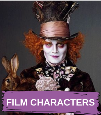 film characters