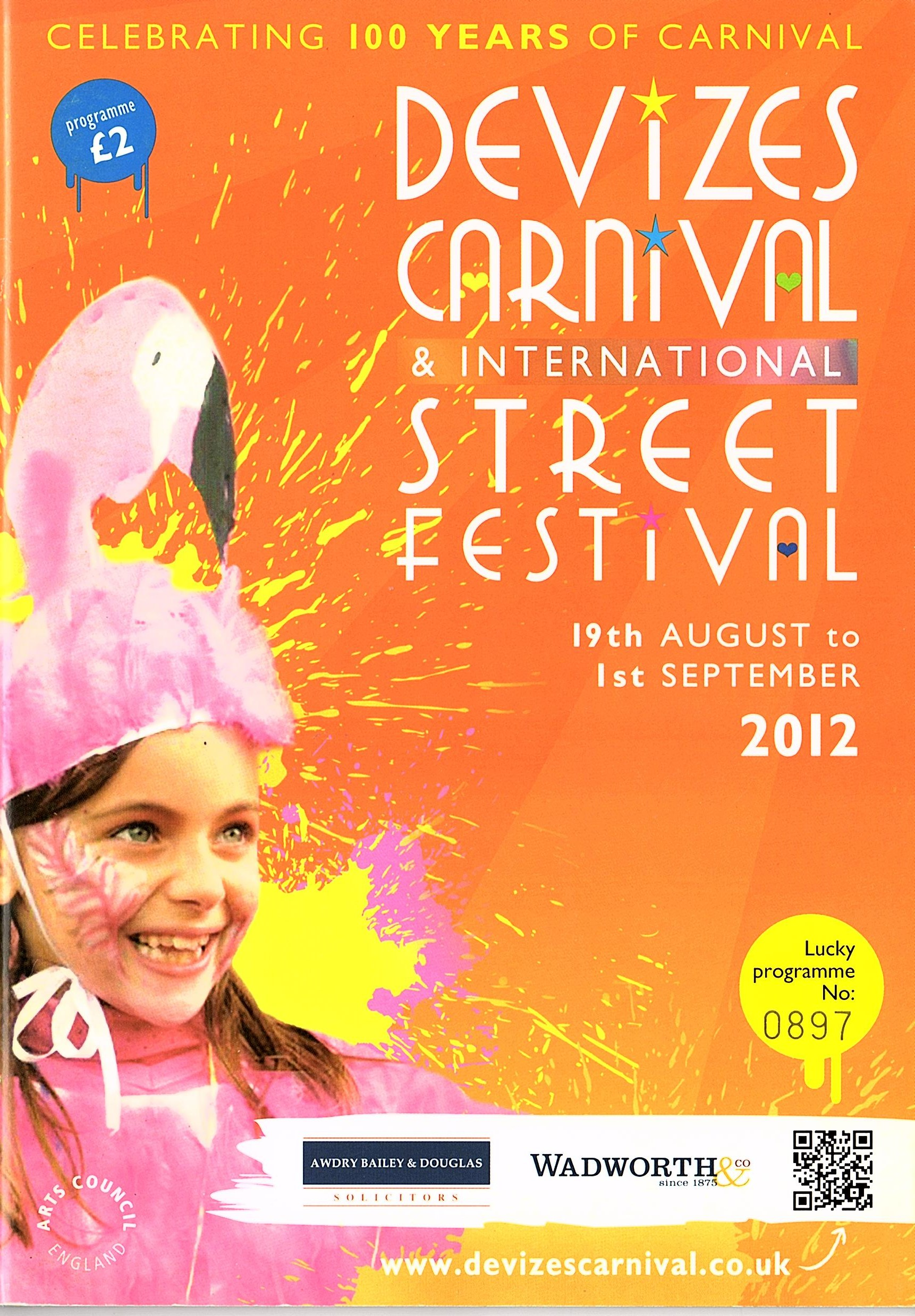 2012 programme featured image