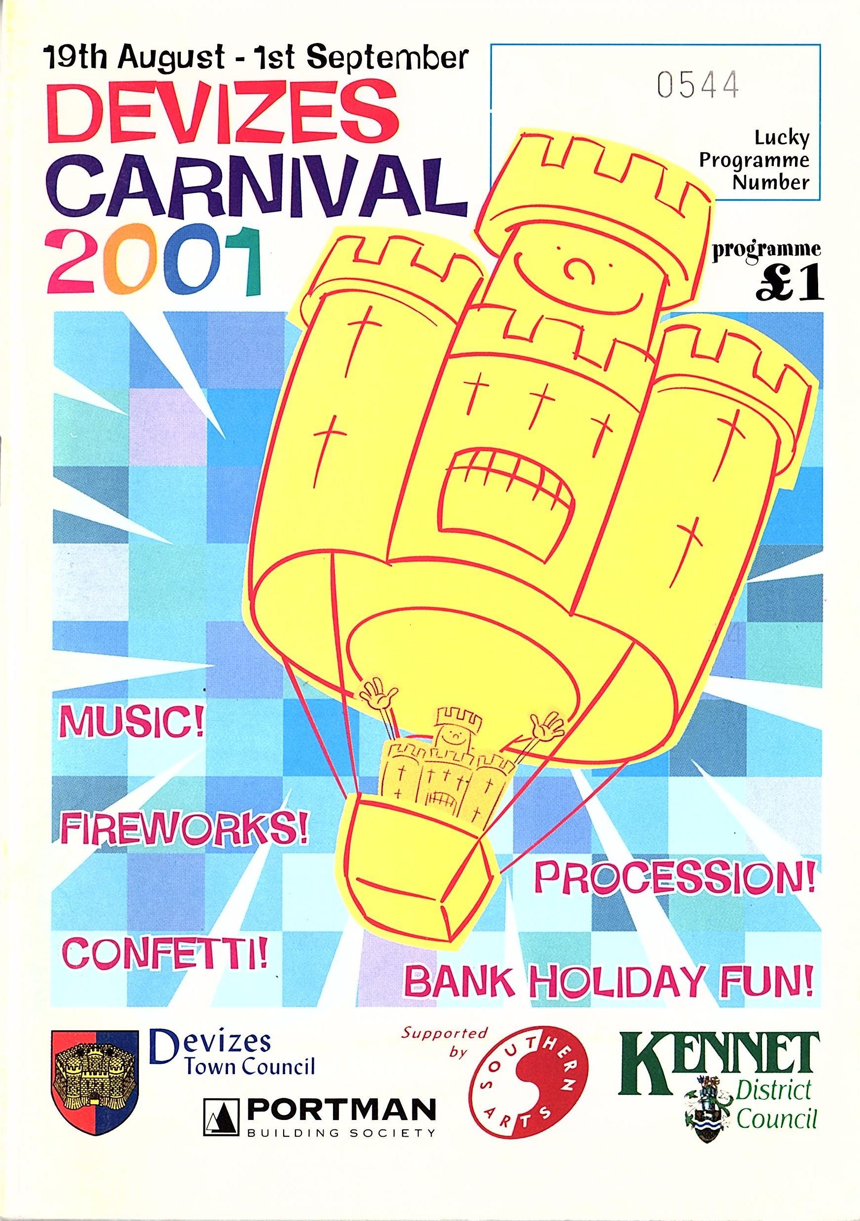 2001 programme
