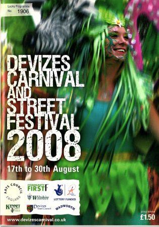 2008 Programme