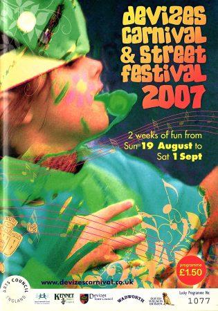 2007 programme