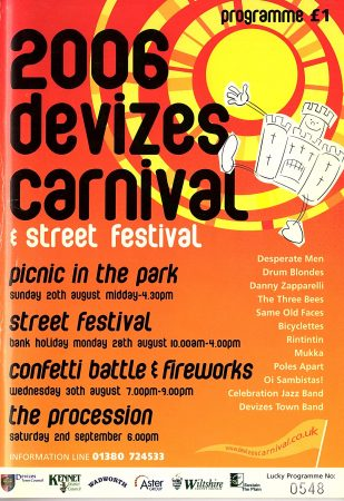 2006 programme